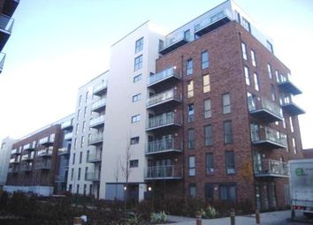 Thumbnail 2 bedroom flat to rent in Canterbury House, Academy Central Honour Gardens, Barking