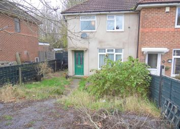 Thumbnail 3 bedroom terraced house for sale in Stanbury Road, Birmingham