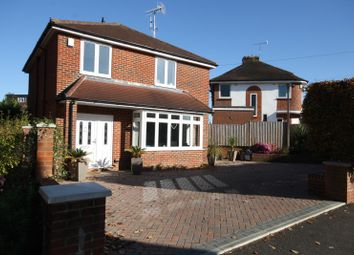 Thumbnail 3 bed detached house to rent in Orchard Way, Reigate
