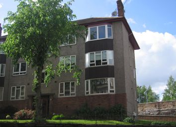 Thumbnail 2 bed flat for sale in 0/2, 48 Clarkston Road, Glasgow