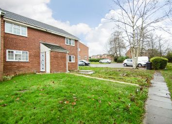 Thumbnail 1 bed maisonette for sale in Maybank Close, Boley Park, Lichfield