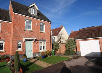 Thumbnail 4 bed semi-detached house for sale in Chineham, Basingstoke, Hants