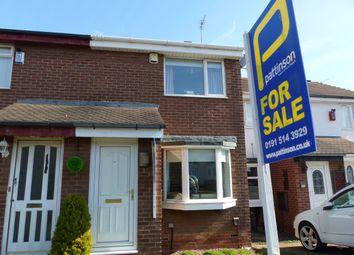 Thumbnail 2 bedroom terraced house for sale in Chester Mews, Sunderland