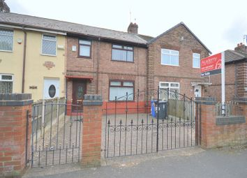 Thumbnail 3 bed terraced house for sale in Leigh Avenue, Widnes
