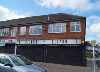 Thumbnail 1 bedroom flat for sale in Clarendon Parade, Waltham Cross