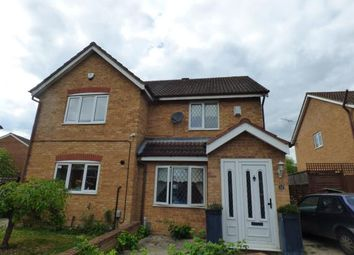 Thumbnail 2 bed semi-detached house for sale in Grenadine Close, Cheshunt, Waltham Cross, Hertfordshire