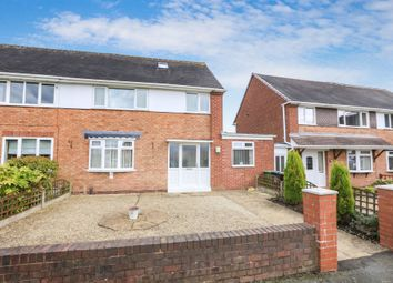 Thumbnail 5 bedroom semi-detached house for sale in Whiston Avenue, Ashmore Park Wednesfield, Wolverhampton