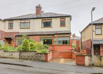 Thumbnail 3 bed semi-detached house for sale in Holden Avenue, Bolton