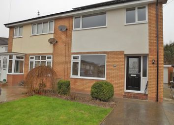 Thumbnail 3 bed semi-detached house to rent in Partridge Avenue, Thornton-Cleveleys
