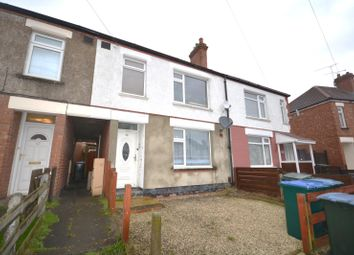 Thumbnail 3 bed flat for sale in Villa Road Radford, Coventry