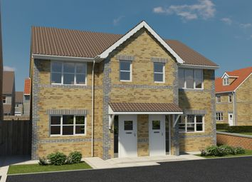 Thumbnail 3 bed semi-detached house for sale in Fir Tree Court, Ferrybridge Road, Knottingley