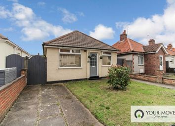 2 bed bungalow for sale in Kimberley Road, Lowestoft NR33