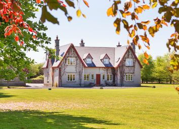 Thumbnail 7 bed country house for sale in Hoganswood House, Firmount West, Clane, Co. Kildare