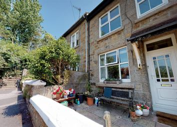 Thumbnail 3 bed terraced house for sale in Trevarrack, Gulval, Penzance, Cornwall.
