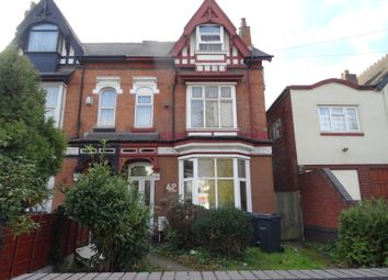 Thumbnail 2 bed flat to rent in Trinity Road, Aston