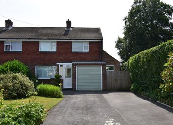 Thumbnail 3 bed semi-detached house for sale in Pilmer Road, Crowborough