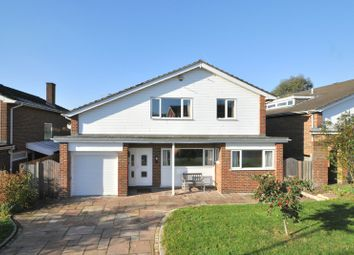 Thumbnail 4 bedroom detached house for sale in Roberton Drive, Bromley
