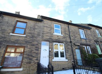 Thumbnail 3 bedroom terraced house to rent in Rossefield Road, Heaton, Bradford