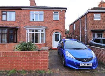 Thumbnail 3 bedroom semi-detached house for sale in Baytree Avenue, Grimsby