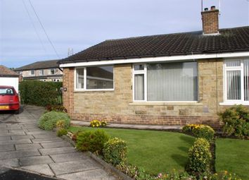 Thumbnail 2 bed detached bungalow to rent in Middlebrook Hill, Bradford