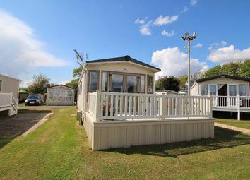 Thumbnail 2 bed mobile/park home for sale in Solent Breezes, Hook Lane, Warsash