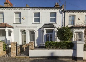 Thumbnail 3 bed terraced house for sale in Alderbrook Road, Clapham South, London