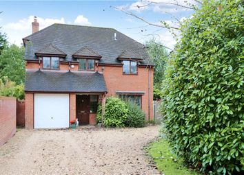 Thumbnail 4 bedroom detached house for sale in Gazing Lane, West Wellow, Romsey, Hampshire