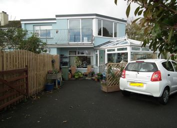 Thumbnail 2 bed flat for sale in Bay View Road, East Looe, Cornwall