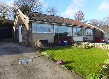 Thumbnail 2 bed semi-detached bungalow for sale in Newlay Grove, Horsforth, Leeds