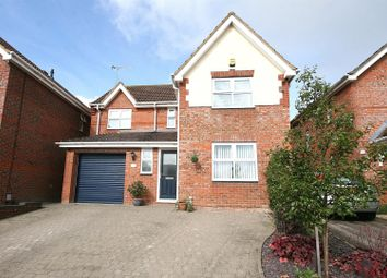 Thumbnail 5 bed detached house for sale in Arnald Way, Houghton Regis, Dunstable, Beds