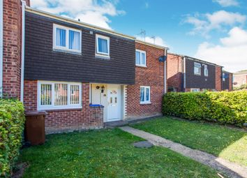 Thumbnail 4 bed terraced house for sale in Newnham Close, Mildenhall, Bury St. Edmunds