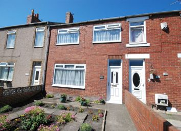 Thumbnail 2 bed terraced house for sale in North Seaton Road, Ashington