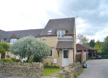 Thumbnail 1 bed end terrace house to rent in Freame Close, Chalford, Stroud, Gloucestershire