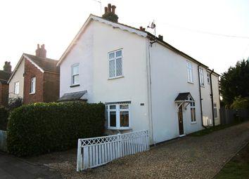 Watersplash Road, Shepperton TW17. 4 bed semi-detached house for sale