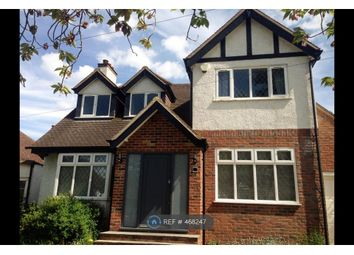 Thumbnail 5 bed detached house to rent in Priory Avenue, Petts Wood, Orpington