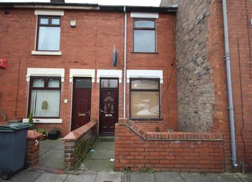Thumbnail 2 bed terraced house for sale in Wilks Street, Tunstall, Stoke On Trent