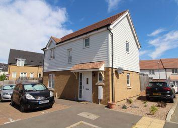 Thumbnail 3 bed detached house for sale in Hill Pastures, Redhouse Park, Milton Keynes, Buckinghamshire