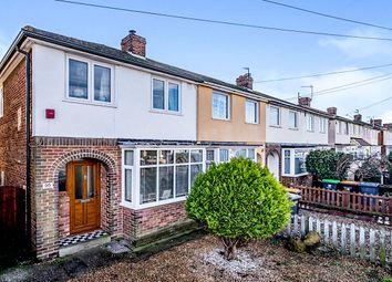 Thumbnail 3 bedroom terraced house for sale in Oak Road, Shortstown, Bedford