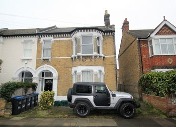 Thumbnail 1 bed flat to rent in Marlborough Road, Colliers Wood, London