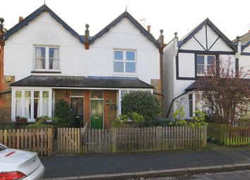 Thumbnail 3 bed semi-detached house for sale in Alexandra Road, Thames Ditton