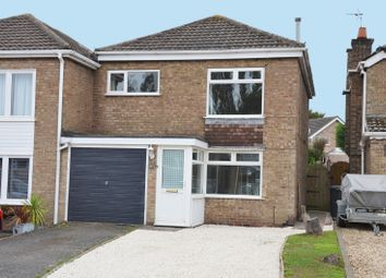 Thumbnail 3 bed property for sale in Malvern Crescent, Ashby De La Zouch