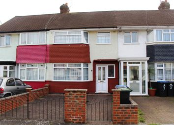 Thumbnail 3 bedroom terraced house for sale in Lytton Avenue, Enfield