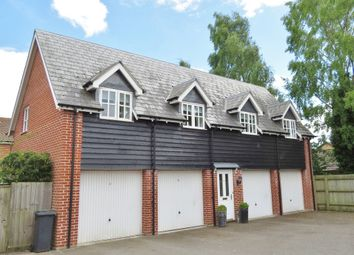 Thumbnail 2 bed flat for sale in Blacksmiths Way, Elmswell, Bury St. Edmunds