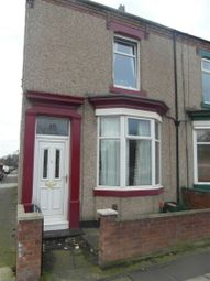 Thumbnail 3 bed terraced house to rent in Brinkburn Road, Darlington