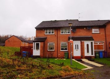 Thumbnail 2 bed terraced house to rent in Hogarth Gardens, Carntyne, Glasgow