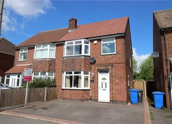 Thumbnail 3 bed semi-detached house for sale in Uplands Avenue, Littleover, Derby