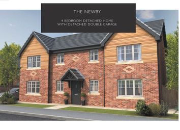 Thumbnail 4 bed detached house for sale in Mather Fold Farm, Hoghton Lane, Preston