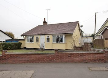 Thumbnail 3 bed detached bungalow for sale in Ongar Road, Dunmow