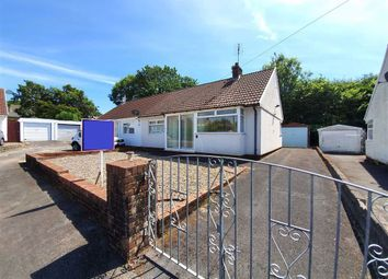 2 bed semi-detached bungalow for sale in Derwen Close, Waunarlwydd, Swansea SA5