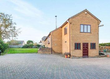 Thumbnail 5 bedroom detached house for sale in Doddington Road, Doddington Road, Chatteris, Cambridgeshire